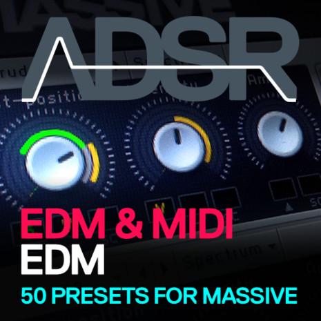 ADSR: EDM & MIDI
