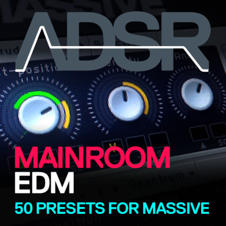 ADSR: Mainroom EDM