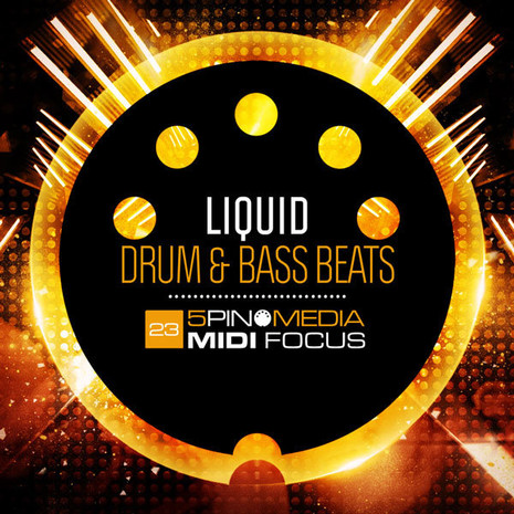 MIDI Focus: Liquid Drum & Bass Beats