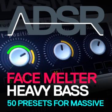 ADSR: Face Melter Heavy Bass For Massive