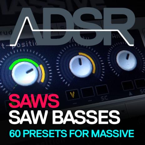 ADSR: Saws