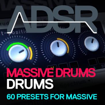 ADSR: Drums for Massive