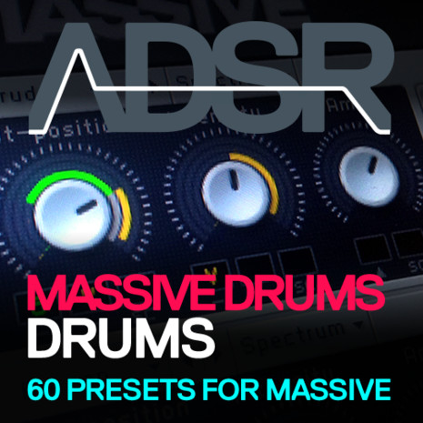 ADSR: Drums for Massive