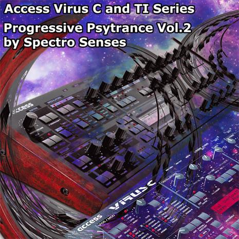 Access Virus Progressive Psytrance Vol 2