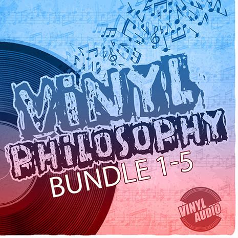 Vinyl Philosophy Bundle (Vols 1-5)
