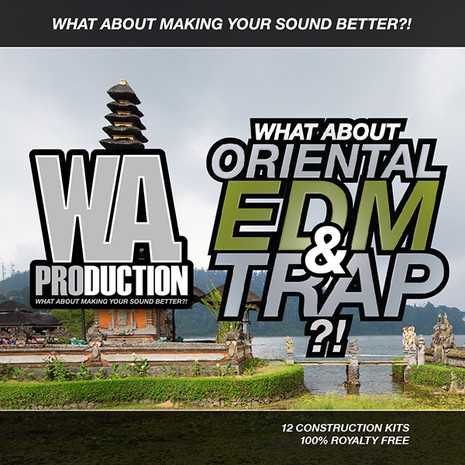 What About: Oriental EDM & Trap