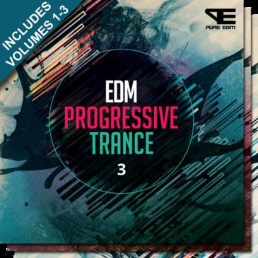 EDM: Progressive Trance Bundle (Vols 1-3)