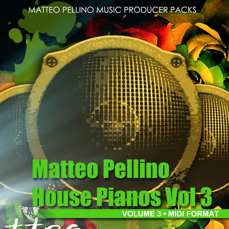 Matteo Pellino: House Pianos Vol 3