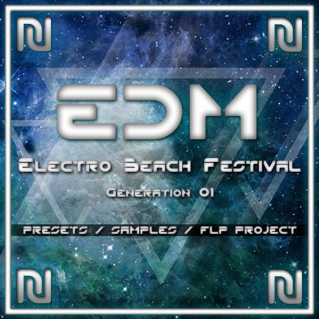 EDM Electro Beach Festival Generation 01