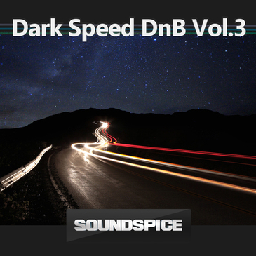 Dark Speed DnB Vol 3