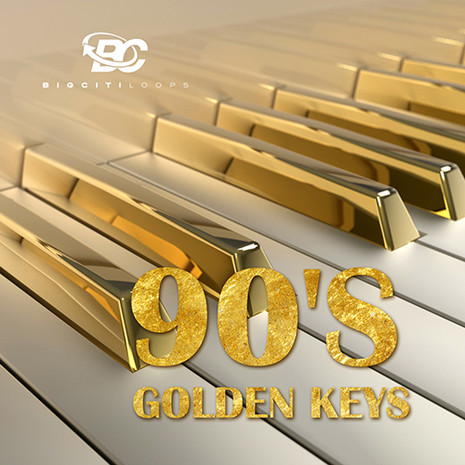 90's Golden Keys