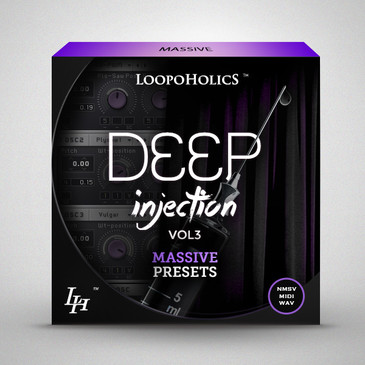 Deep Injection Vol 3: Massive Presets