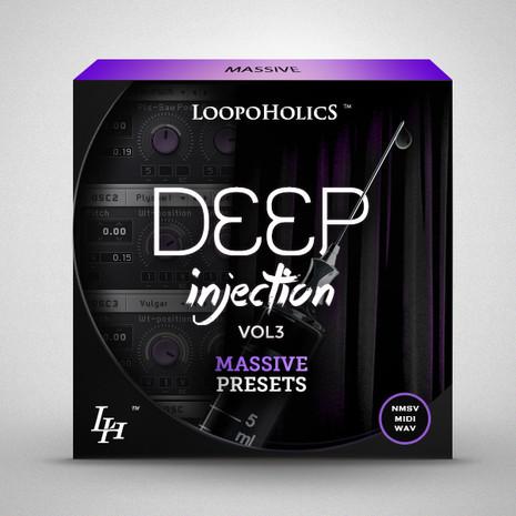 Deep Injection Vol 3: Massive Presets