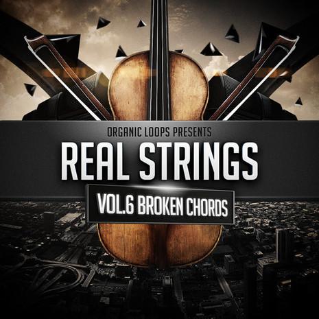 Real Strings Vol 6: Broken Chords