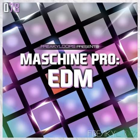 Maschine Pro: EDM