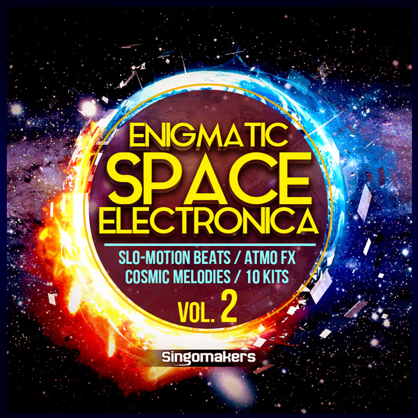 Enigmatic Space Electronica 2