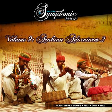 Symphonic Series Vol 9: Arabian Adventures 2