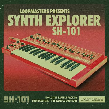 Synth Explorer SH101