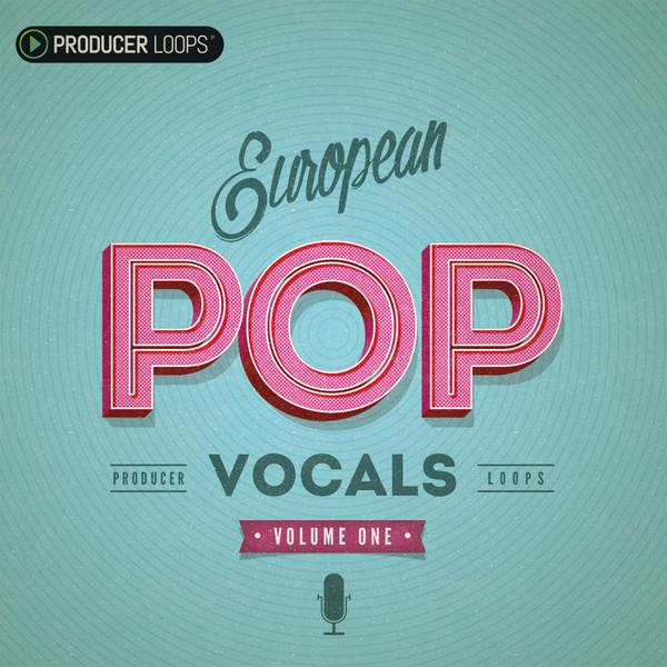 European Pop Vocals Vol 1