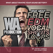 What About: Free EDM Vocal Shouts & Loops