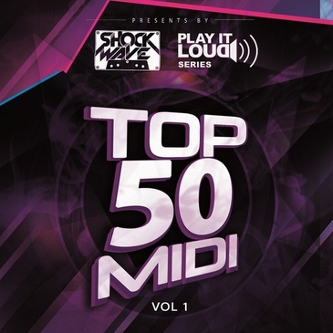 Play It Loud Series: Top 50 MIDI Vol 1