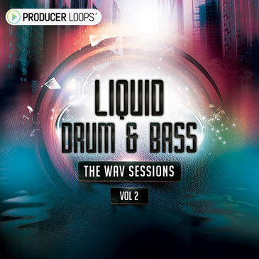 Liquid Drum & Bass: The WAV Sessions Vol 2