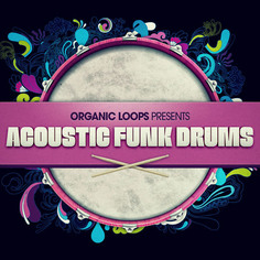 Acoustic Funk Drums