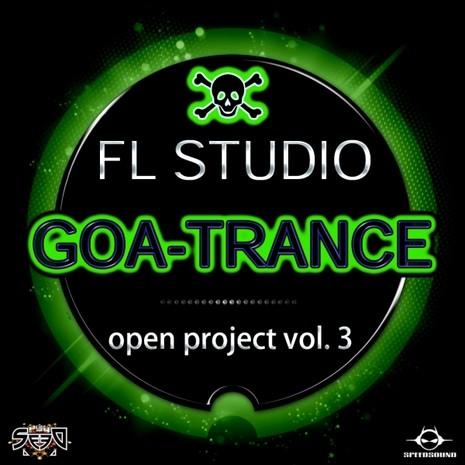 FL Studio: Goa Trance Open Project Vol 3
