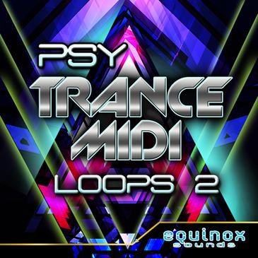 Psy Trance MIDI Loops 2