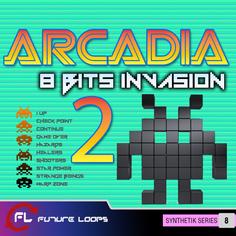 Arcadia: 8 Bits Invasion 2