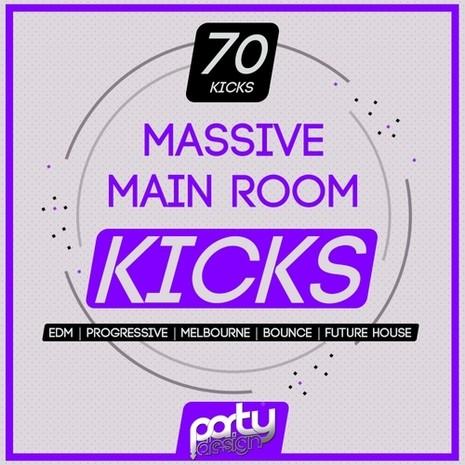 Massive Main Room Kicks Vol 1
