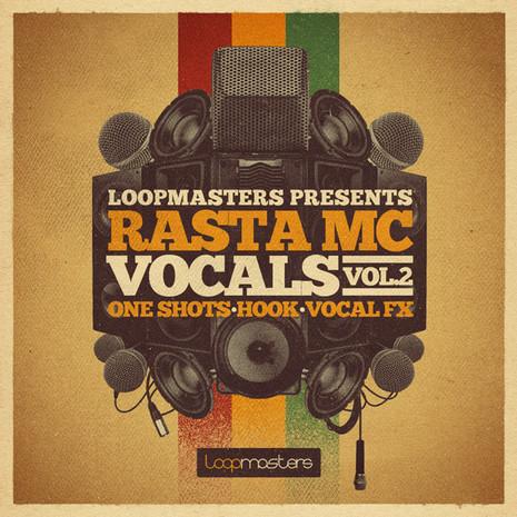 Rasta MC Vocals Vol 2