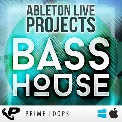 Ableton Live Projects: Bass House