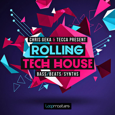 Chris Geka & Tecca: Rolling Tech House