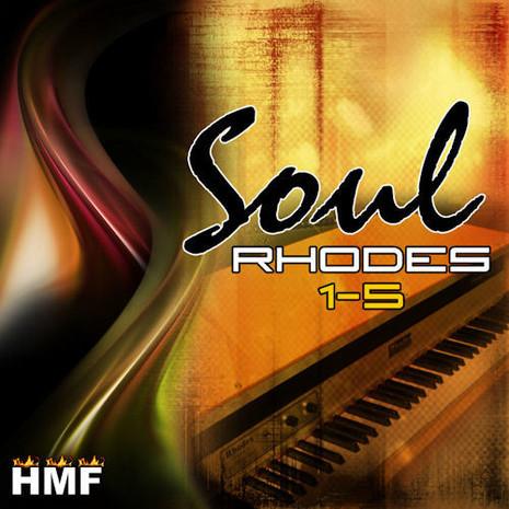 Soul Rhodes Bundle (Vols 1-5)