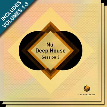 Nu Deep House Bundle (Sessions 1-3)