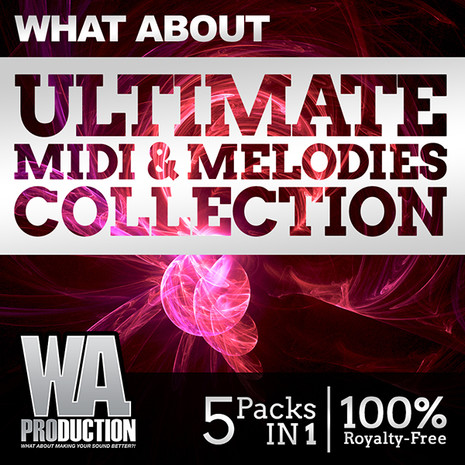 What About: Ultimate MIDI & Melodies Collection