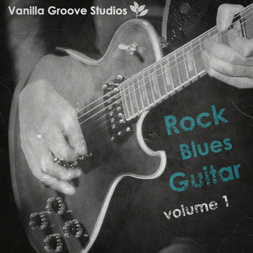 Rock Blues Guitar Vol 1