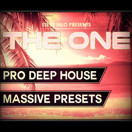 The One: Pro Deep House For NI Massive