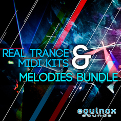 Real Trance MIDI Kits & Melodies Bundle