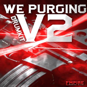We Purging Vol 2: Drum Kit