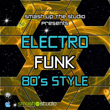 Electro Funk 80s Style