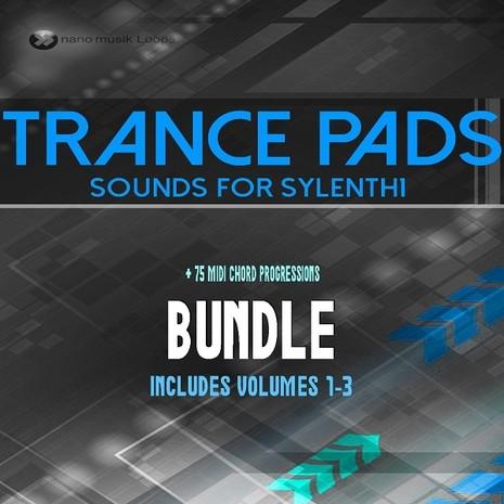Trance Pads: Sounds For Sylenth Bundle (Vols 1-3)