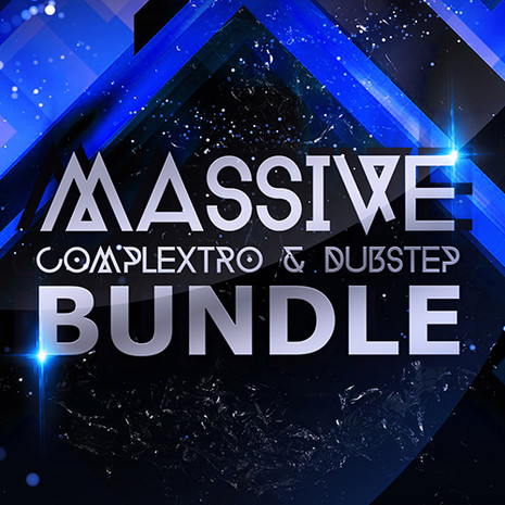 Massive Complextro & Dubstep Bundle