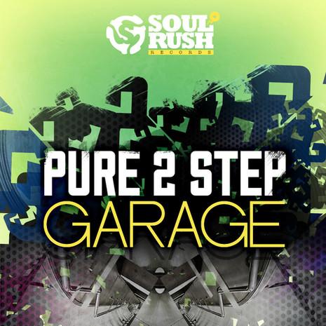 Pure 2 Step & Garage