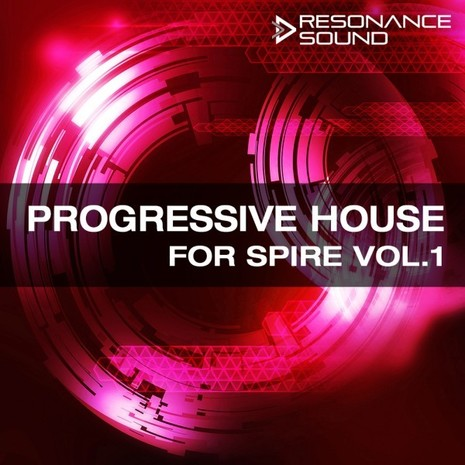 Progressive House For Spire Vol 1