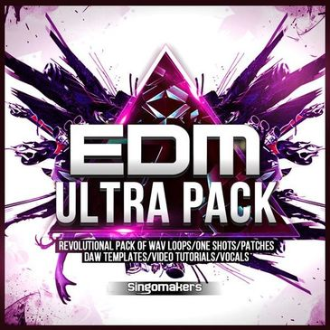 EDM Ultra Pack