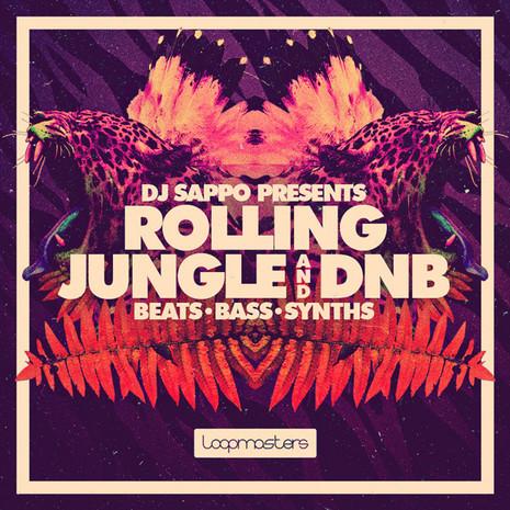 DJ Sappo: Rolling Jungle & DnB