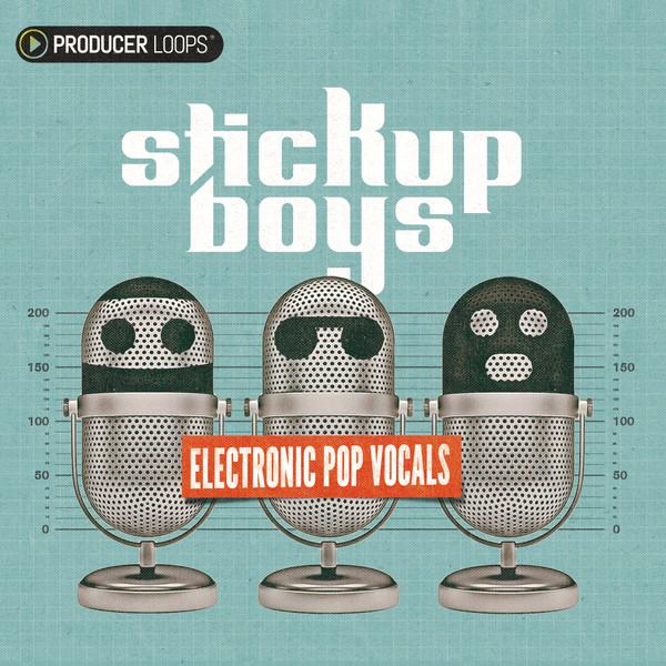 Stick Up Boys: Electronic Pop Vocals