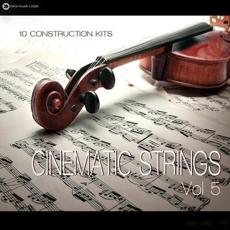 Cinematic Strings Vol 5